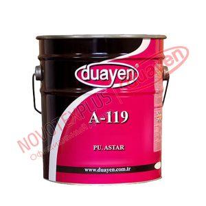 A-119 PU - Полиуретановая грунтовка (для деревянных покрытий)