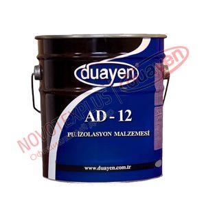AD-12 1K PU - Эластичный гидроизоляционный материал на основе полиуретана