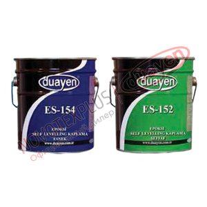 ES-152 ES-154 - Эпоксидный наливной пол