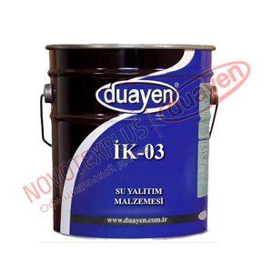 IK-03 2K - Гидроизоляционный материал